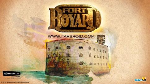 دانلود Fort Boyard - بازی ماجراجویی فوت بویارد اندروید + دیتا