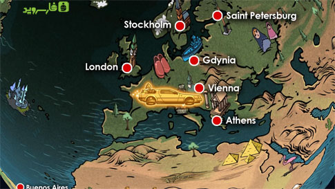 Frederic - Evil Strikes Back Android - بازی جدید اندروید - رایگان