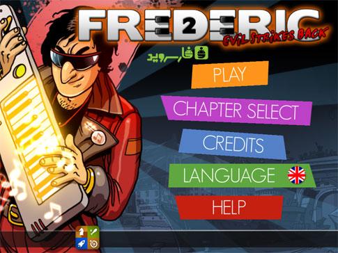 دانلود Frederic - Evil Strikes Back - بازی موزیکال فردریک اندروید + دیتا + تریلر