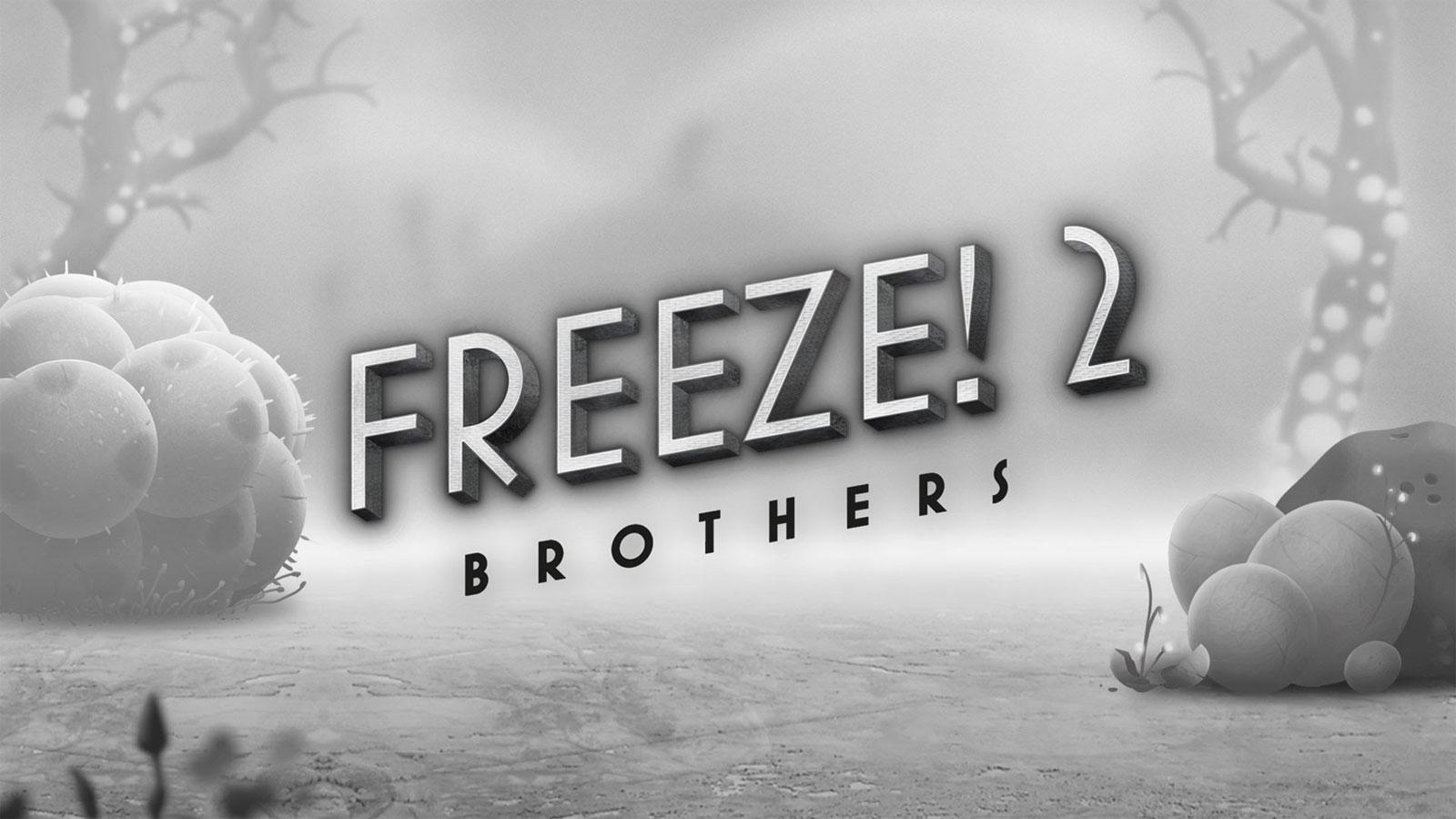 دانلود Freeze! 2 - Brothers - بازی پازل فوق العاده انجماد 2 - برادران اندروید !