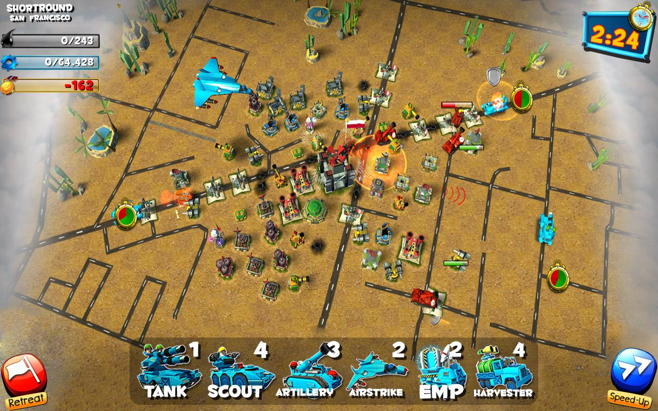 Friendly Fire! Android بازی اندروید