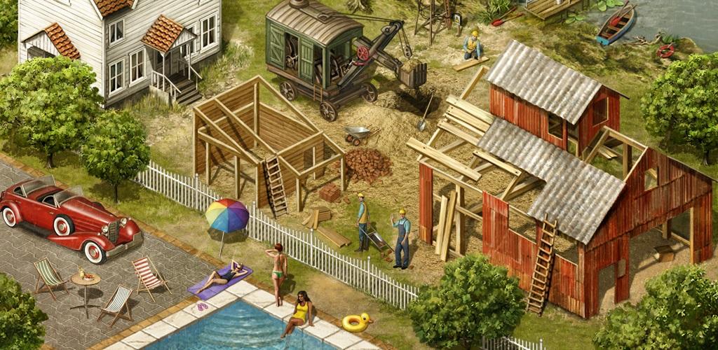 """دانلود From Farm to City: Dynasty - بازی استراتژی عالی """"از روستا به شهر"""" اندروید + مود + دیتا"""
