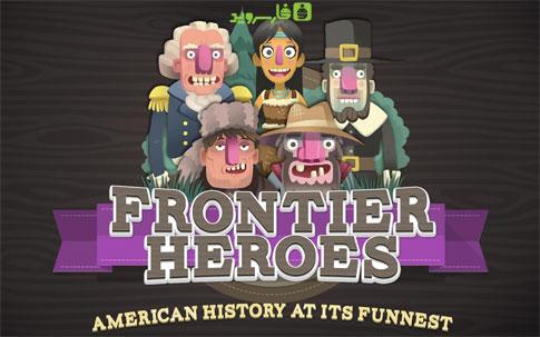 دانلود Frontier Heroes - بازی قهرمانان مرزی اندروید!