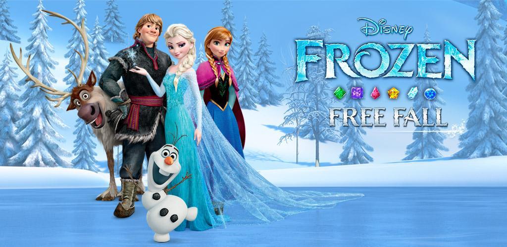 دانلود Frozen Free Fall - بازی سرگرم کننده عصر یخی اندروید + دیتا