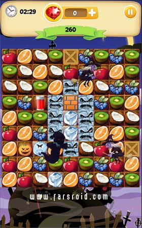 دانلود Fruit Bump 1.3.5.3 – بازی پازلی هیجان انگیز و محبوب اندروید!