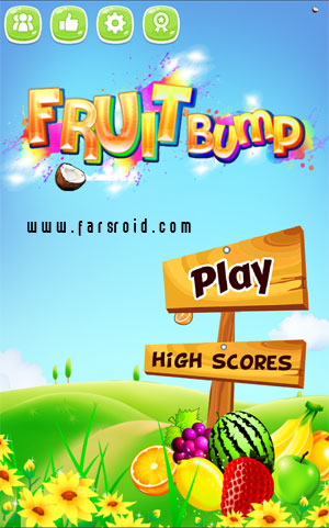 Fruit Bump Android - بازی جدید اندروید