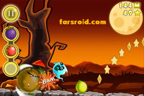 Fruit Roll Game Android