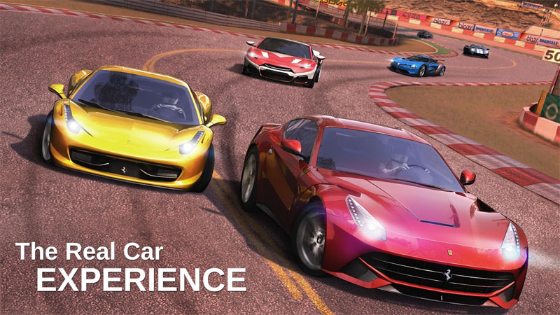 GT Racing 2: The Real Car Exp Android بازی اندروید