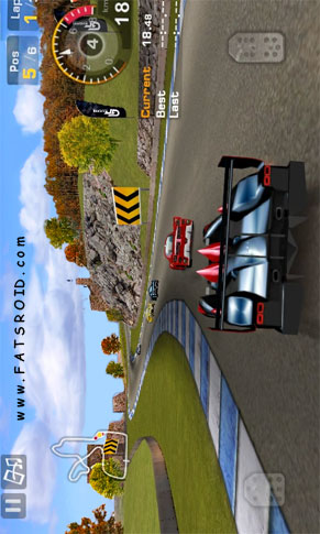 GT Racing: Motor Academy Free+ Android - بازی اندروید