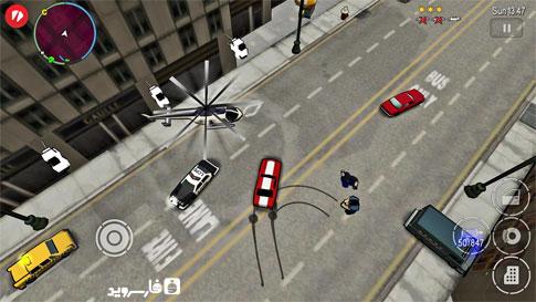 GTA: Chinatown Wars Android - بازی جدید اندروید