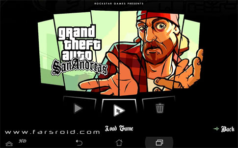 آموزش GTA: San Andreas Cheater اندروید - مرحله ی 5