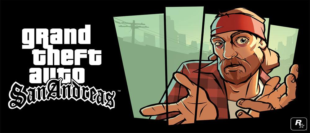 دانلود GTA: San Andreas - بازی جی تی آ 5 اندروید + دیتا