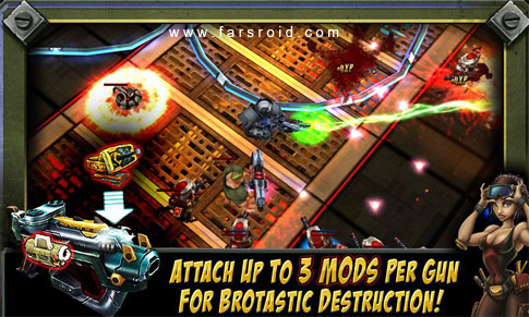 Download GUN BROS 2 Android Apk + Obb - NEW FREE