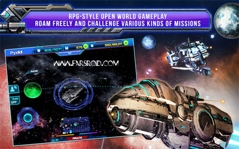 Download Galactic Phantasy Prelude Android Apk + obb - New FREE