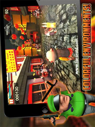 Gangster Granny 2: Madness بازی اندروید