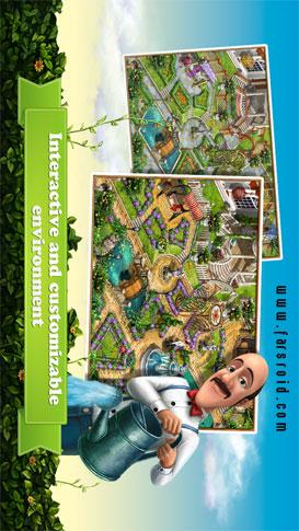 دانلود Gardenscapes 1.0.2 – بازی هیدن آبجکت اچ دی اندروید + دیتا