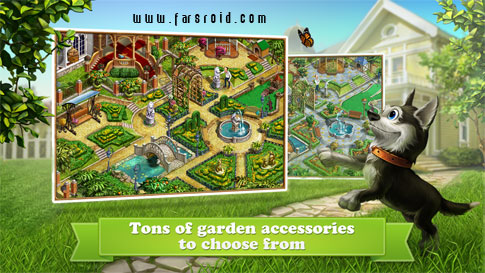 Download Gardenscapes Android Apk + OBB - New Free Google Play