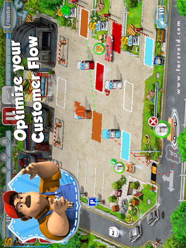 Gas Station - Rush Hour! Android بازی اندروید