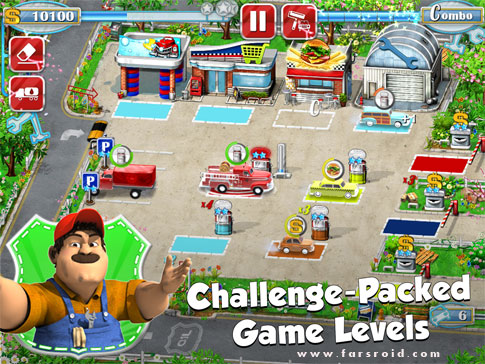 Download Gas Station - Rush Hour! Android Apk + Obb - NEW FREE