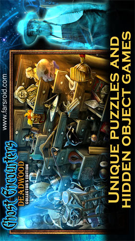 Ghost Encounters: Deadwood Android بازی اندروید