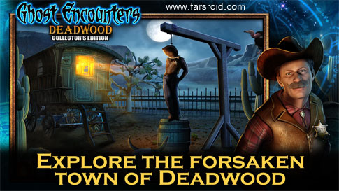 Download Ghost Encounters: Deadwood Android Apk + Obb - New FREE