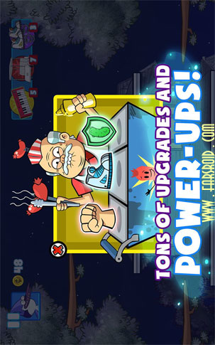 Ghost Toasters - Regular Show Android بازی اندروید