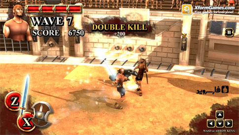 Gladiator True Story Android - بازی جدید اندروید