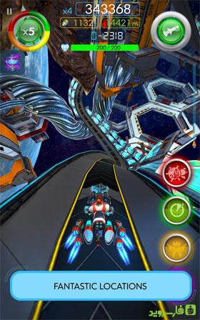 Glidefire Android - بازی جدید اندروید