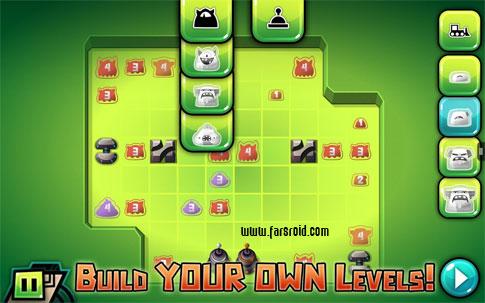 Globlins Android - بازی فکری اندروید جدید