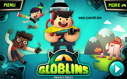 دانلود Globlins - بازی فکری و پازلی گلوبلینز اندروید + دیتا!