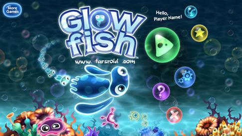 دانلود Glowfish - بازی ماجراجویی و خاطره انگیز ماهی درخشان اندروید