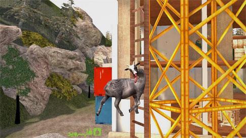 دانلود Goat Simulator 2.0.3 – بازی شبیه ساز بز اندروید + دیتا