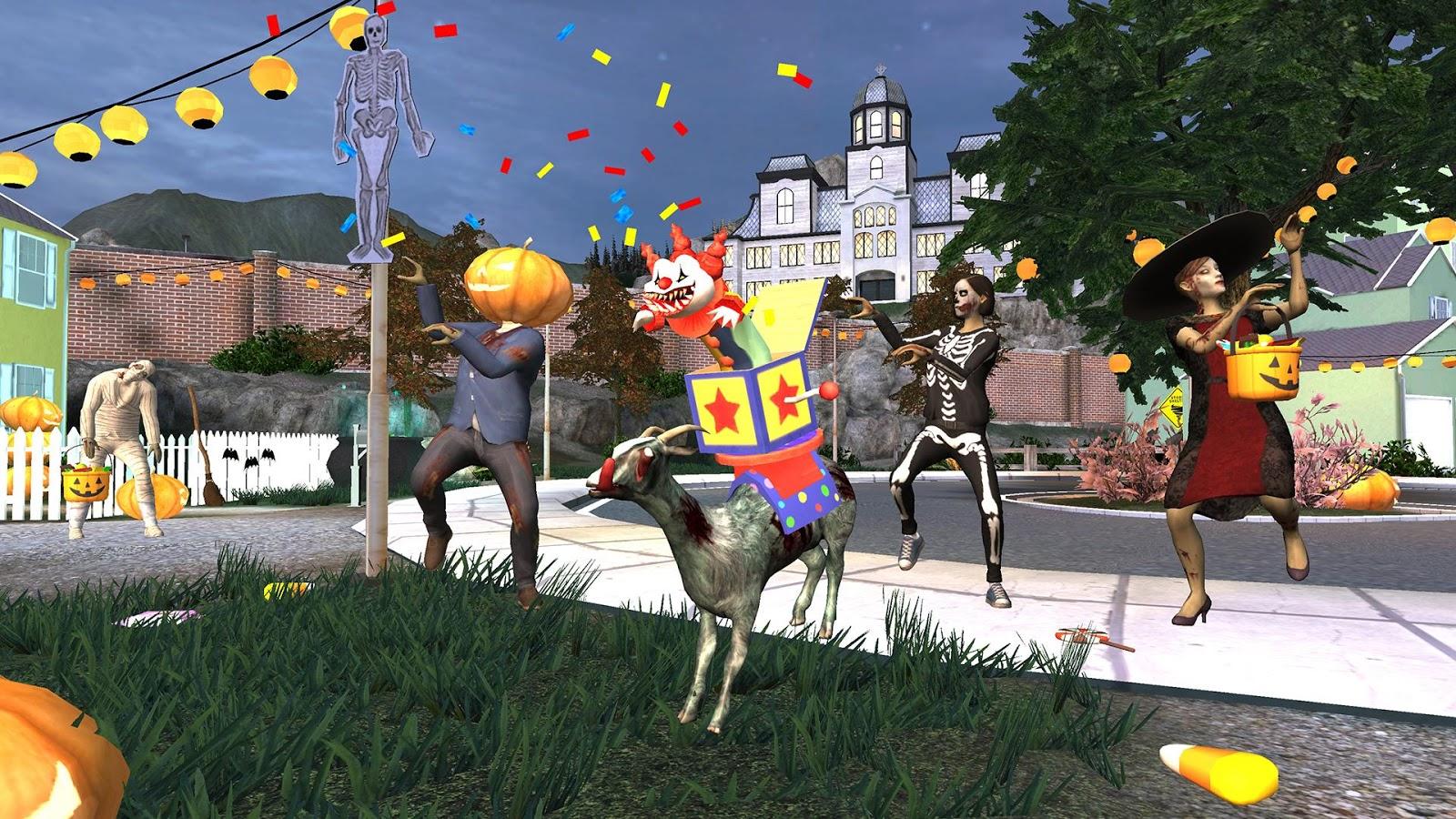 Goat Simulator GoatZ Android