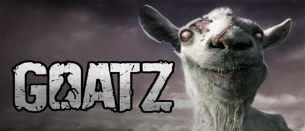 دانلود Goat Simulator GoatZ - بازی شبیه ساز بز اندروید + دیتا