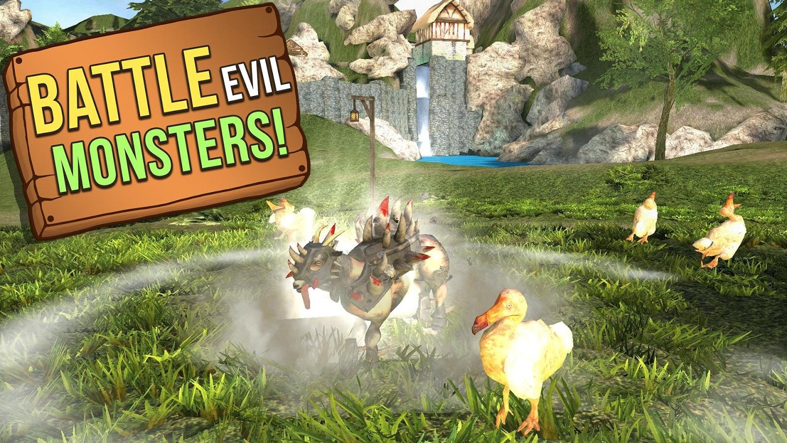 Goat Simulator MMO Simulator Android