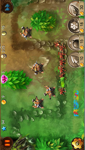 Goblin Defenders: Steel'n'Wood Android بازی اندروید
