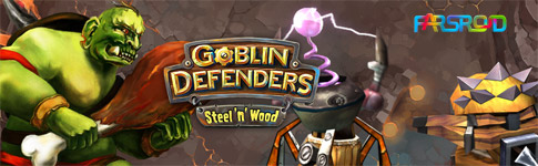 دانلود Goblin Defenders: Steel'n'Wood - بازی مدافع شیاطین اندروید