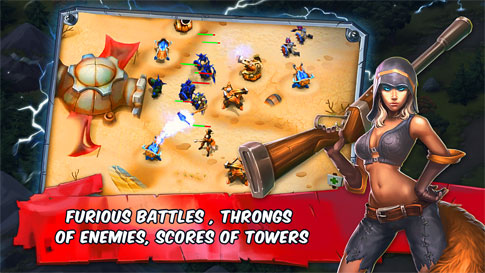 Goblin Defenders for VK Android
