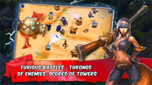 دانلود Goblin Defenders for VK 1.5.301 – بازی مدافع شیطان 2 اندروید!