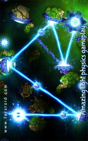 دانلود God of Light HD 1.2 – بازی جدید فکری خدای نور اندروید + مود/دیتا