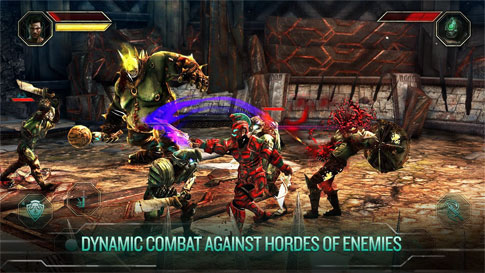 Download Godfire: Rise of Prometheus Android Apk + Obb SD - Google Play