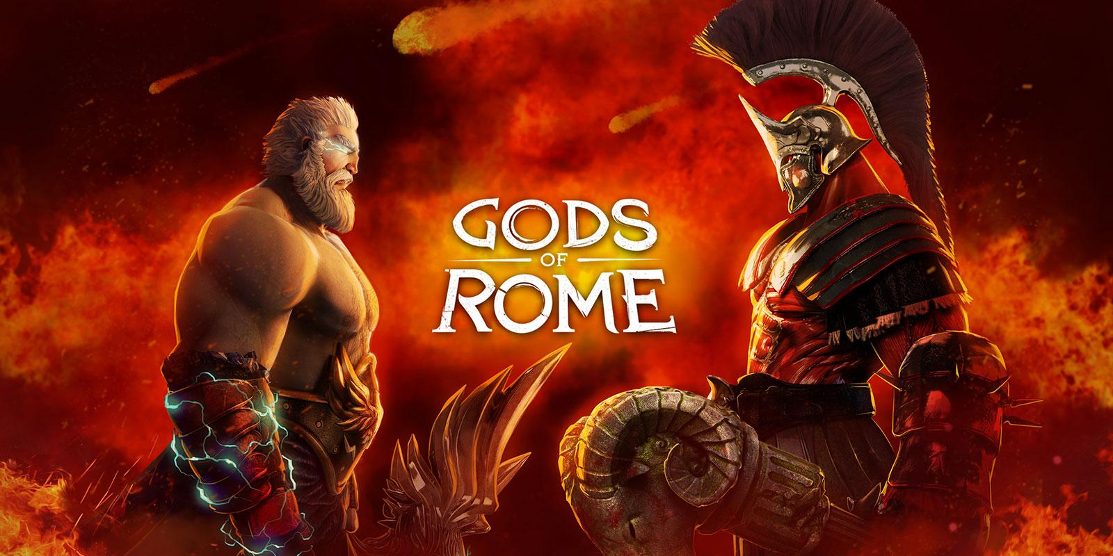 """دانلود Gods of Rome - بازی اکشن خارق العاده """"خدایان روم"""" اندروید + دیتا - محصول گیملافت !"""