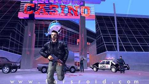 دانلود Grand Theft Auto III - بازی جی تی آ 3 برای اندروید + دیتا