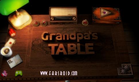 دانلود Grandpa's Table HD - بازی اچ دی میز پدربزرگ اندروید