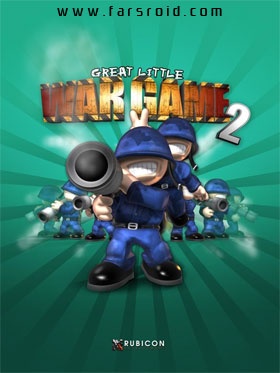 Great Little War Game 2 - بازی اندروید