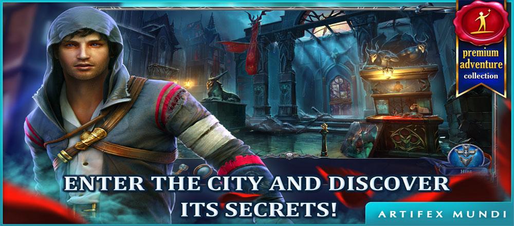 دانلود Grim Legends 3 - بازی افسانه های گریم 3 اندروید + دیتا