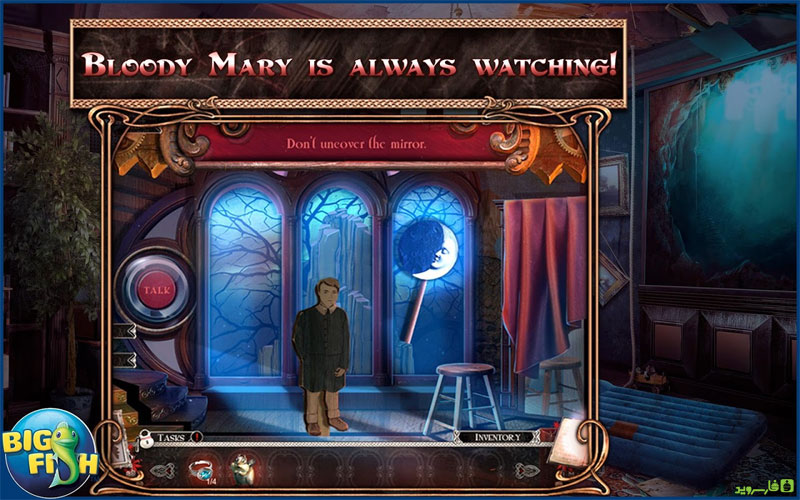 Grim Tales: Bloody Mary Full Android