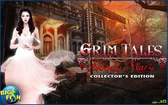 دانلود Grim Tales: Bloody Mary Full - بازی ماجراجویی ماری خونین اندروید + دیتا