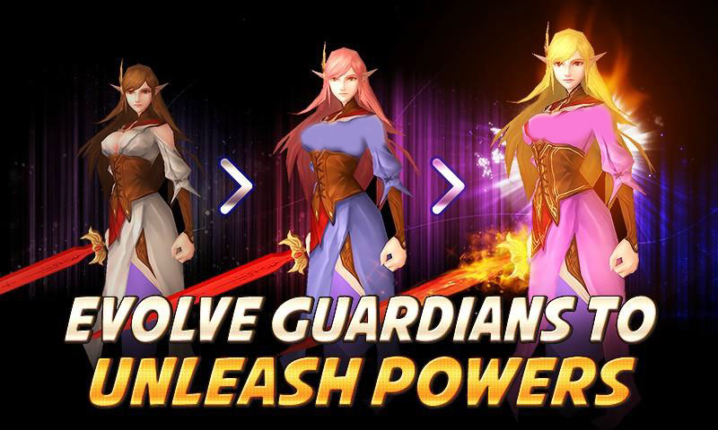 Download Guardian Stone NHN Entertainment Corp Android - Apk + Obb SD Google Play