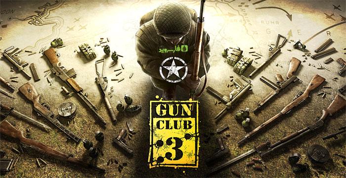 دانلود Gun Club 3: Virtual Weapon Sim - بازی نمایشگاه اسلحه 3 اندروید + مود + دیتا